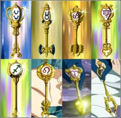 Lucy Fairy Tail Keys
